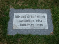 Edmund C Burke, Jr