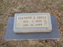 Eleanor E Ergle