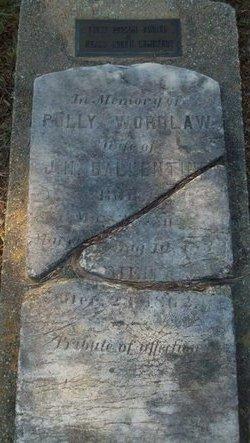 Polly <I>Wardlaw</I> Ballentine