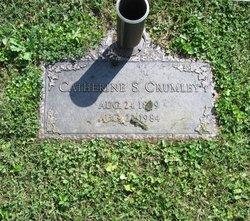 Catherine S. <I>Stichter</I> Crumley