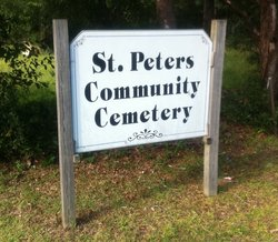 Saint Peters Community Cemetery