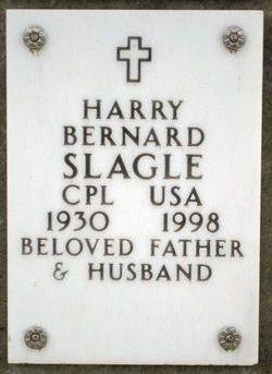 Harry Bernard Slagle