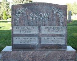 Georgia Genevieve Snow