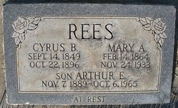 Mary A. Rees