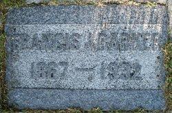 Frances Jane <I>Turpin</I> Barker