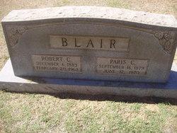 Paris Crystal <I>Boone</I> Blair