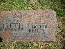 Rhoda Eugenia <I>Boston</I> Landreth