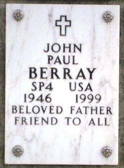 John Paul Berray