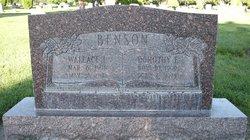 """Wallace LeRoy """"Wally"""" Benson"""