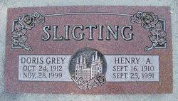 Henry Alexander Sligting