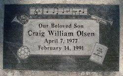 Craig William Olsen