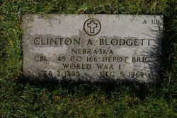 Clinton A Blodgett