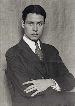 William Eugene McCown by Man Ray