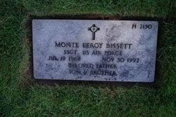 Monte Leroy Bissett