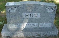 Emma Elnora <I>Stech</I> Mow