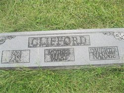"Alexander ""Zan"" Clifford"