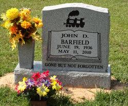 John D Barfield