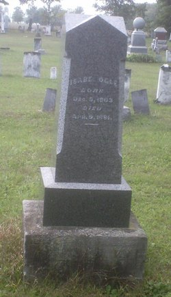 Isabel <I>Lyons</I> Ogle