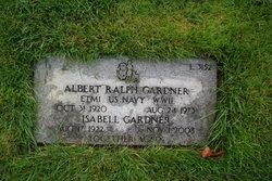 Albert Ralph Gardner