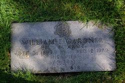 William Ernest Gardner