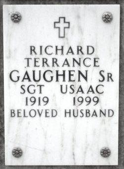 Richard Terrence Gaughen, Sr