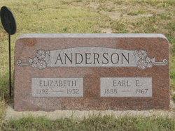 Ollie Elizabeth <I>Treadway</I> Anderson