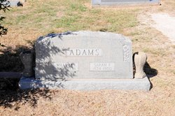 Sara E. <I>Wedgeworth</I> Adams