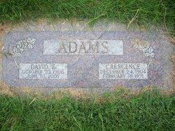 Crescence Marilyn <I>Freeman</I> Adams