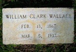 Rev William Clark Wallace