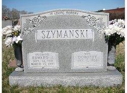Edward John Szymanski, Sr