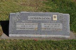 Annie Margaret Johnson