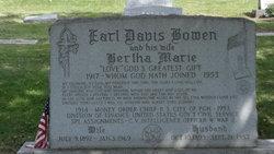 Bertha Marie <I>Hermann</I> Bowen