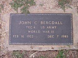 John Calvin Bergdall