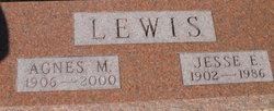 Jesse Edward Lewis