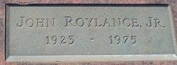 John Roylance Jr.