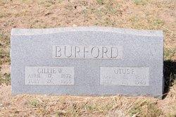 Gillie <I>Wright</I> Burford