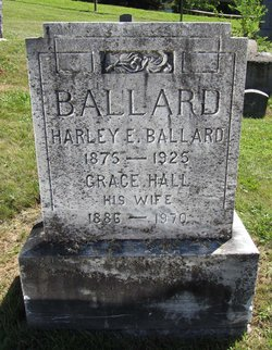 Grace <I>Hall</I> Ballard