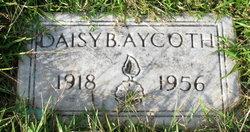Daisy Florence <I>Brantley</I> Aycoth