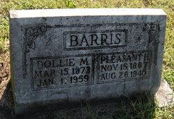 Dollie Maude <I>Gibson</I> Barris