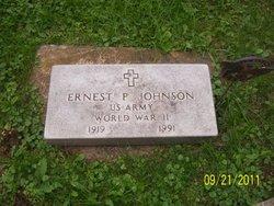 Ernest Johnson