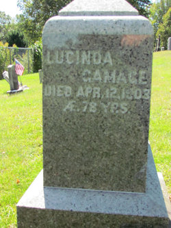 Lucinda <I>Brown</I> Gamage