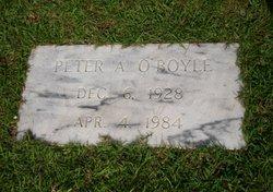 Peter A. O'Boyle