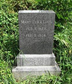 Mary Eliza Lord