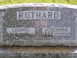 Josephine <I>Shober</I> Ruthart