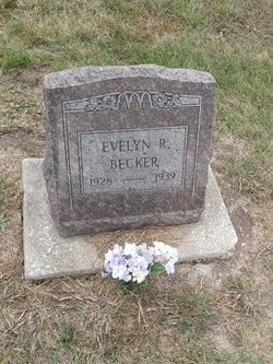 Evelyn Ruth Becker