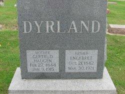 Gjertrud <I>Haugen</I> Dyrland