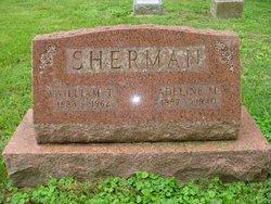 Adeline Margaretha <I>Deichmann</I> Sherman