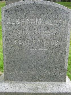 Albert Morton Alden