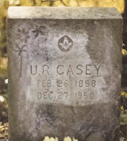 "Uriah Riley ""U.R."" Casey"