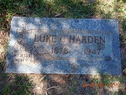 Luke Cates Harden